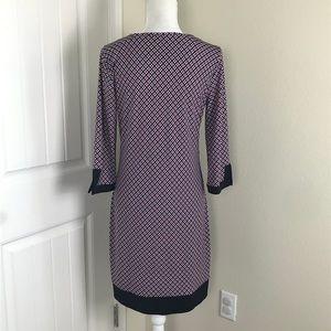 Ann Taylor Dresses - 🦀 Ann Taylor Shift Dress 3/4 Sleeves Sz Small